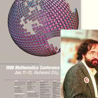 Jan. 1990: The first Mathematica Conference…