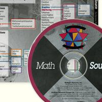 1991: Before the web… there was MathSource…
