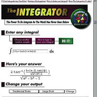 1996: The Integrator goes online…