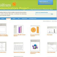 2007: The Wolfram Demonstrations Project launches